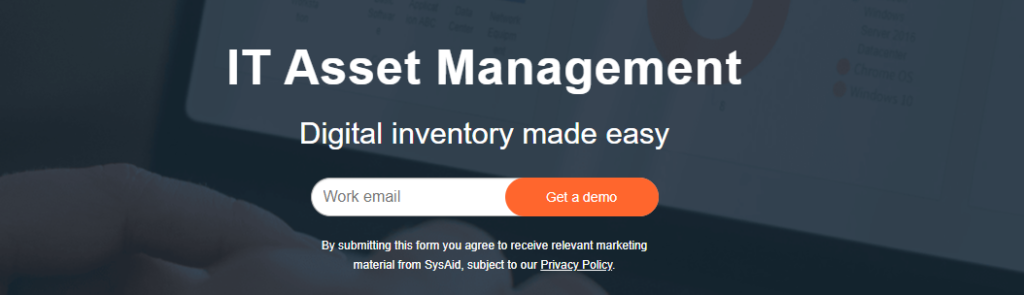 SysAid IT Asset Management