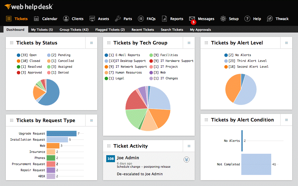 Web-Help-Desk